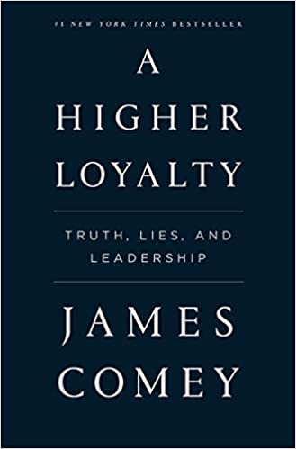 James Comey - A Higher Loyalty Audio Book Free