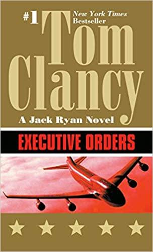 Tom Clancy - Executive Orders Audio Book Free
