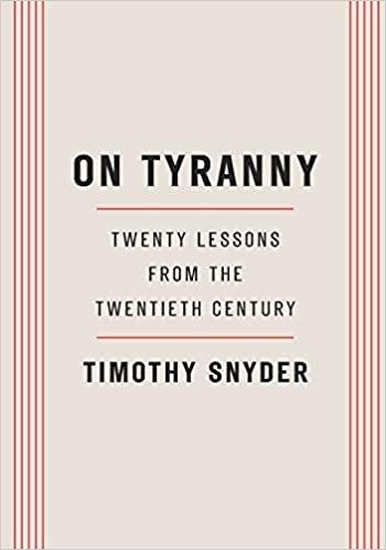 Timothy Snyder - On Tyranny Audio Book Free
