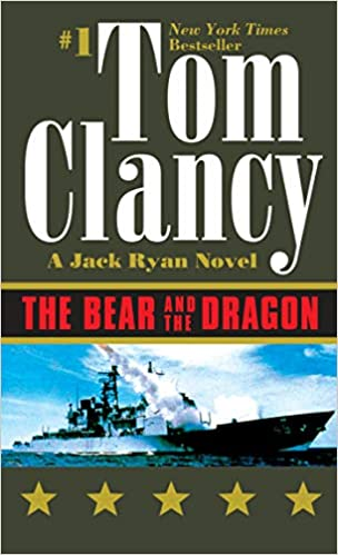 Tom Clancy - The Bear and the Dragon Audio Book Free