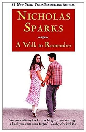 Nicholas Sparks - A Walk to Remember Audio Book Stream