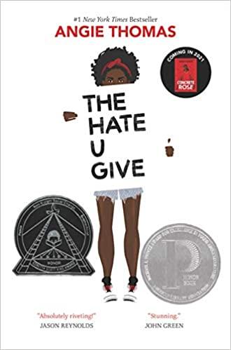 Angie Thomas - The Hate U Give Audio Book Free