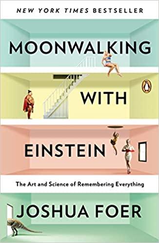 Joshua Foer - Moonwalking with Einstein Audio Book Free