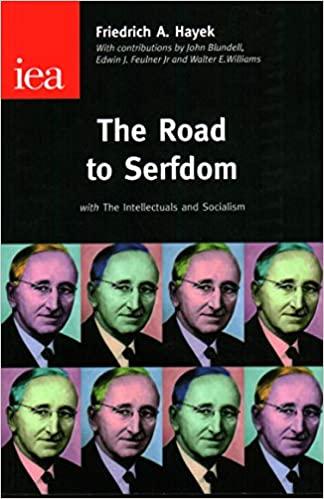 Fredrich A. Dr Hayek - The Road to Serfdom Audio Book Stream