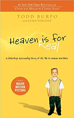 Todd Burpo - Heaven is for Real Audio Book Stream