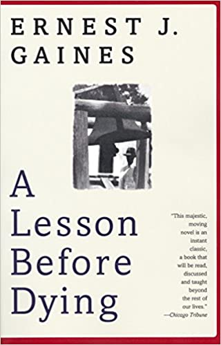 Ernest J. Gaines - A Lesson Before Dying Audio Book Free