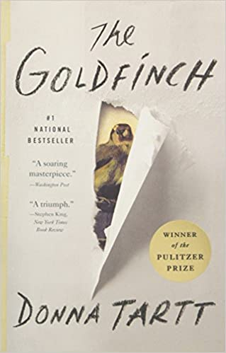 Donna Tartt - The Goldfinch Audio Book Stream