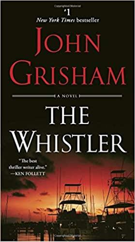John Grisham - The Whistler Audio Book Stream