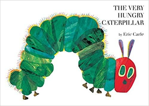 Eric Carle - The Very Hungry Caterpillar Audio Book Stream