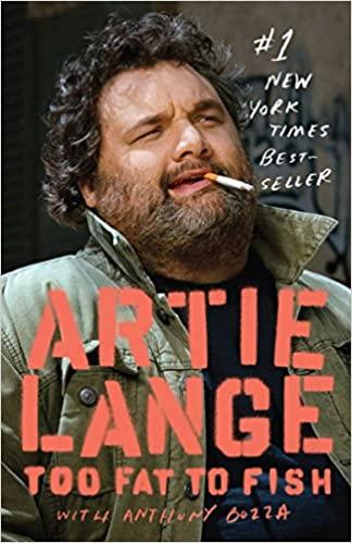 Artie Lange - Too Fat to Fish Audio Book Stream