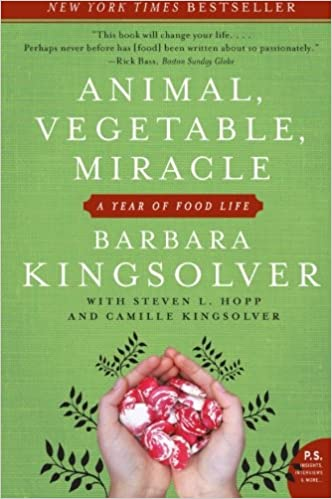Barbara Kingsolver - Animal, Vegetable, Miracle Audio Book Stream