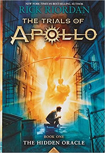 Rick Riordan - The Trials of Apollo, Book 1 Audio Book Free