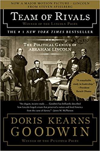 Doris Kearns Goodwin - Team of Rivals Audio Book Free