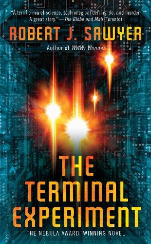 Robert J. Sawyer - The Terminal Experiment Audio Book Free