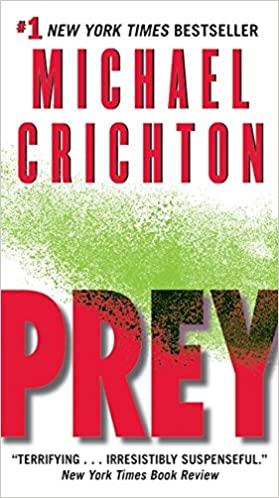 Michael Crichton - Prey Audio Book Free