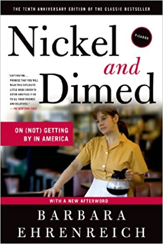 Barbara Ehrenreich - Nickel And Dimed Audio Book Free