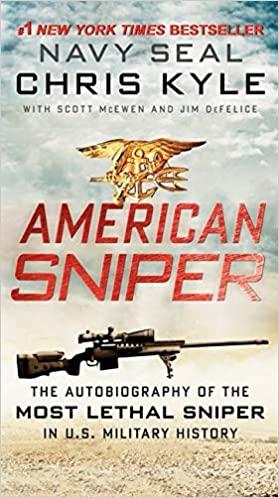 Chris Kyle - American Sniper Audio Book Stream