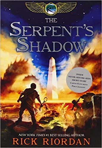 Rick Riordan - The Serpent's Shadow Audio Book Free
