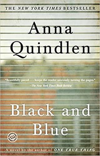 Anna Quindlen - Black and Blue Audio Book Stream