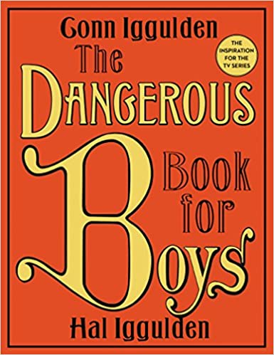 Conn Iggulden - The Dangerous Book for Boys Audio Book Free