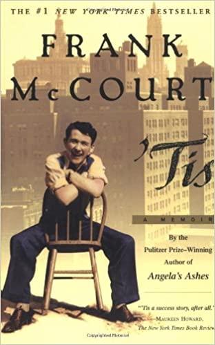 Frank McCourt - 'Tis: A Memoir Audio Book Free