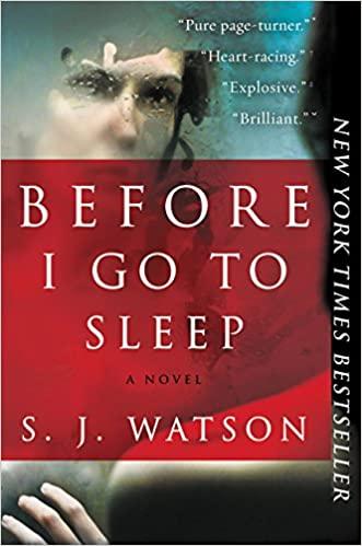 S. J. Watson - Before I Go to Sleep Audio Book Free