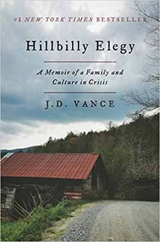 J. D. Vance - Hillbilly Elegy Audio Book Free