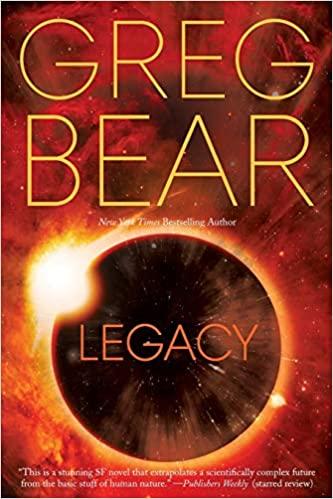 Greg Bear - Legacy Audio Book Free