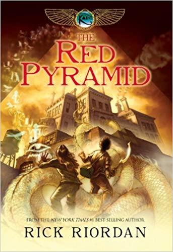 Rick Riordan - The Red Pyramid Audio Book Free