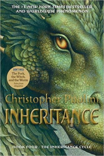 Christopher Paolini - Inheritance Audio Book Free