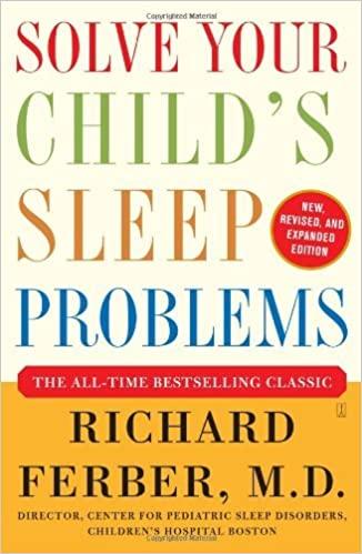 Richard Ferber - Solve Your Child's Sleep Problems Audio Book Free