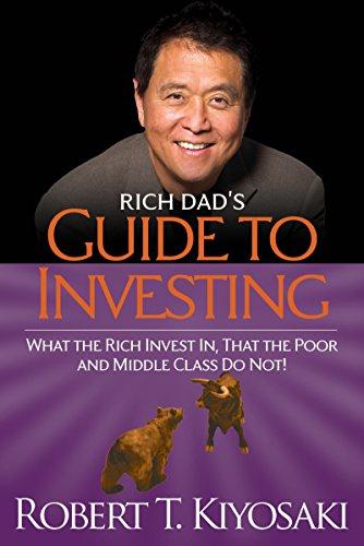 Robert T. Kiyosaki - Rich Dad's Guide to Investing Audio Book Free