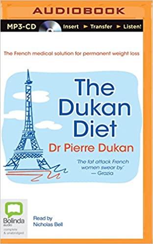 Dr. Pierre Dukan - The Dukan Diet Audio Book Free