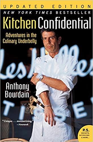 Anthony Bourdain - Kitchen Confidential Updated Edition Audio Book Free
