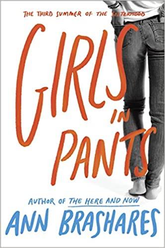 Ann Brashares - Girls in Pants Audio Book Free