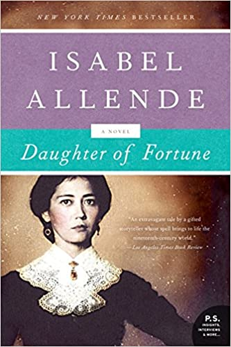 Isabel Allende - Daughter of Fortune Audio Book Free