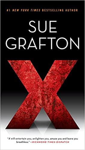 Sue Grafton - X Audio Book Stream