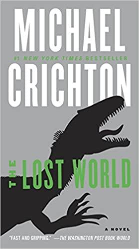 Michael Crichton - The Lost World Audio Book Stream