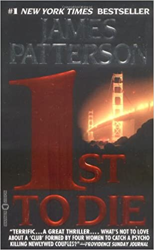 James Patterson - 1st to Die Audio Book Stream