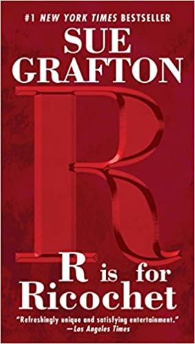 Sue Grafton - R is for Ricochet Audio Book Free