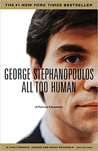 George Stephanopoulos - All too Human Audio Book Free