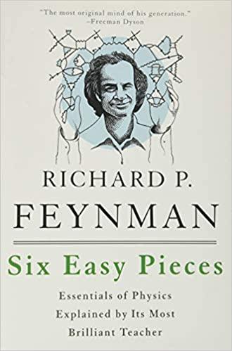 Richard P. Feynman - Six Easy Pieces Audio Book Free