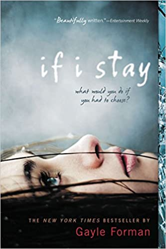 Gayle Forman - If I Stay Audio Book Free