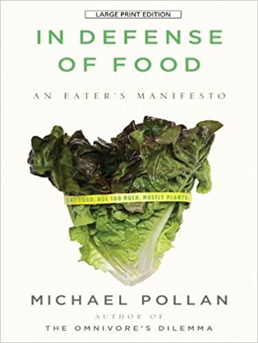 Michael Pollan - In Defense Of Food Audio Book Stream