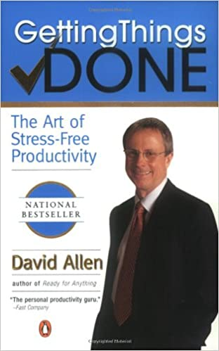 David Allen - Getting Things Done Audio Book Free