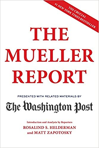 The Washington Post - The Mueller Report Audio Book Free