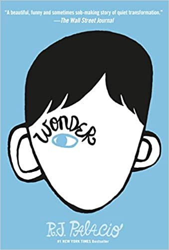 R. J. Palacio - Wonder Audio Book Free
