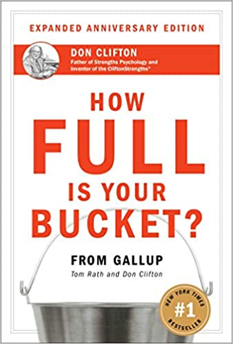 Tom Rath - How Full Is Your Bucket? Audio Book Stream