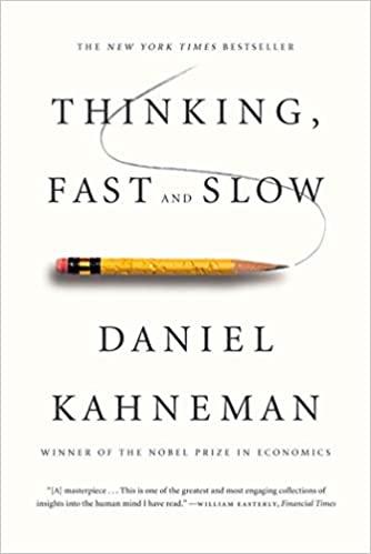 Daniel Kahneman - Thinking, Fast and Slow Audio Book Free