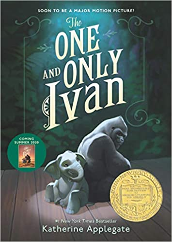 Katherine Applegate - The One and Only Ivan Audio Book Stream